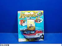 Пиратский корабль C106, игрушка детская пиратский корабль, развивающая игрушка пиратский корабль