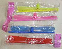 Вертушка-запускалка BT-LT-0002 4 цвета 20см, вертушка запускающая свет, детская игрушка вертушка
