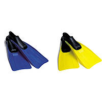 """Детские ласты для дайвинга Intex 55933 """"Спорт"""" (размер 35-37), ласты для плавания, ласты для бассейна"""