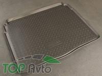 Unidec Резиновый коврик в багажник Opel Astra J HB 2010-