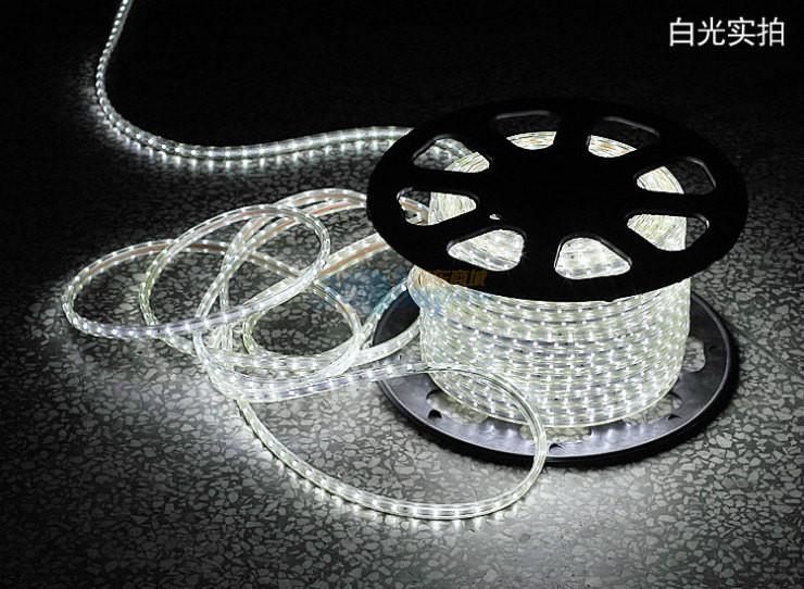 """Светодиодная лента LED 3528 W белая 100m 220V, герметичная led лента, лед лента IP68, лента для подсветки - Интернет магазин """"24Argo"""" в Днепре"""