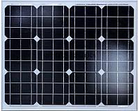 Солнечная панель Solar board 50W 18V 67*54 cm, панель батарея солнечная solar board