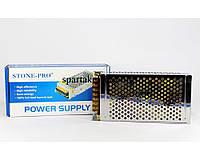 Адаптер 12V 15A METAL, блок питания адаптер, сетевой адаптер питания, блок питания 12v 15a