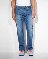 Мужские джинсы LEVIS 505® Straight Jeans mango new, фото 1