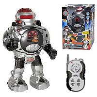 """Робот на радиоуправлении 28083 """"Воин Галактики - Космический Воин"""" стреляет дисками для детей M 0465 U/R"""