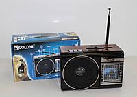 Радиоприемник Golon RX-080, радиоприемник с встроенным аккумулятором, радио + фонарик