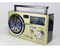 Радиоприемник с МР3 плеером RX 1051, радио с usb, радиоприемник с встроенным аккумулятором