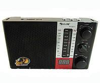 Портативный радиоприемник GOLON RX-2070, радиоприемник с mp3 плеером и usb, fm радио для дома