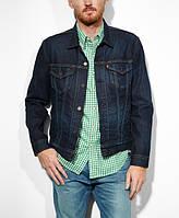 Джинсовая куртка Levis Slim Fit Trucker Jacket new, фото 1