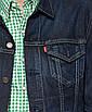 Джинсовая куртка Levis Slim Fit Trucker Jacket new, фото 3