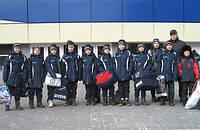 футбольная команда экипированная у нас в боксы Givova