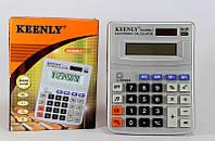 Калькулятор настольный Keenly KK 800, калькулятор 8 разрядный, настольный электронный калькулятор