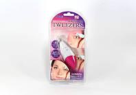 Пинцет для бровей с подсветкой Light-up Tweezers, пинцет-щипчики для выщипывания бровей