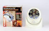 Светодиодный светильник с датчиком движения Light Angel, универсальная подсветка светильник