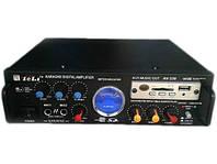 Звуковой усилитель мощности AMP 339, усилитель звука 2-х канальный USB MicroSD Пульт