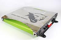 Усилитель мощности звука в авто CAR AMP 600.4, 4-канальный звуковой усилитель