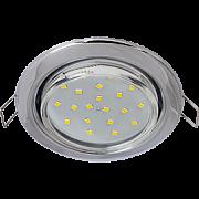 Светодиодный точечный светильник LED LAMP 9W, круглый врезной светильник