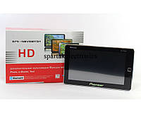 "Автомобильный GPS Навигатор Pioneer 7"" P-7011BT + Bluetooth + стерео FM трансмиттер"