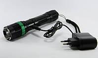 Тактический фонарик Bailong Police BL-A15, аккумуляторный ручной фонарь