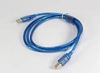 Удлинитель USB 2.0 a.b 1.5m PRINTER, кабель удлинитель USB
