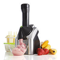 Машинка для приготовления мороженного Ice cream maker, домашняя мороженица прибор ice cream maker