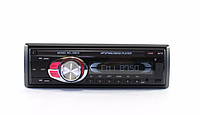 Магнитола автомобильная MP3 1081A съемная панель, автомагнитола mp3 usb, магнитола в автомобиль