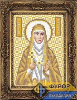 Схема иконы для вышивки бисером - Елизавета Св. Мученица, Арт. ИБ5-041-2