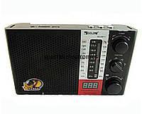Радиоприемник колонка MP3 Golon RX 2060, радио с МР3 плеером, FM приемник USB/SD/MMC