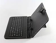 Чехол-клавиатура для планшета KEYBOARD 7 black micro, чехол клавиатура 7 дюймов