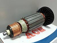 Якорь (ротор) для УШМ Киров 1,6-230 (217*53/посадка 12)