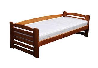 Дитячі дерев'яні ліжка