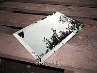 "Плитка зеркальная""серебро""250*300 фацет 15мм, фото 1"
