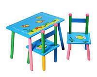 Столик с двумя стульчиками Океан 2931-1(2803-1)