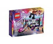Поп-звезда в студии звукозаписи Friends LEGO 41103