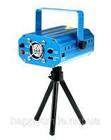 Mini Laser stage lighting SD-09 – мини-установка, проектор для создания эффектов лазерного шоу