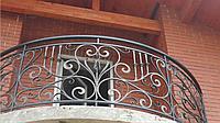 Кованые балконы, фото 1