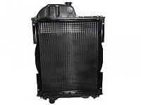 Радиатор 70У-1301010 алюминиевый с мет.бачками (TM Job's)