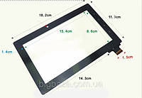 """Touch screen Тачскрин 7"""" Freelander PD10, PD20, PD200"""
