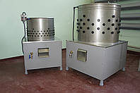 Перосъемная машина для перепела