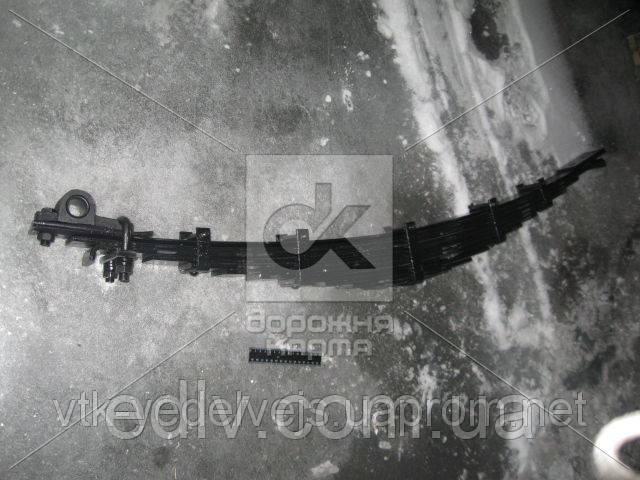 Рессора передняя в сборе ЗИЛ 130 11-листов (пр-во Чусовая) 130-2902007-03