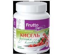 Кисель «Брусника-Клюква» с ягодой