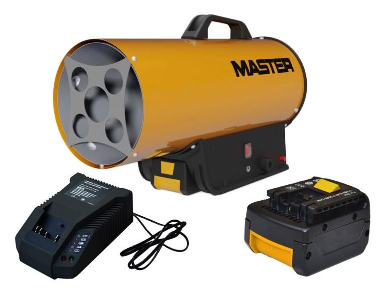 Газовая пушка MASTER BLP 17 M DC