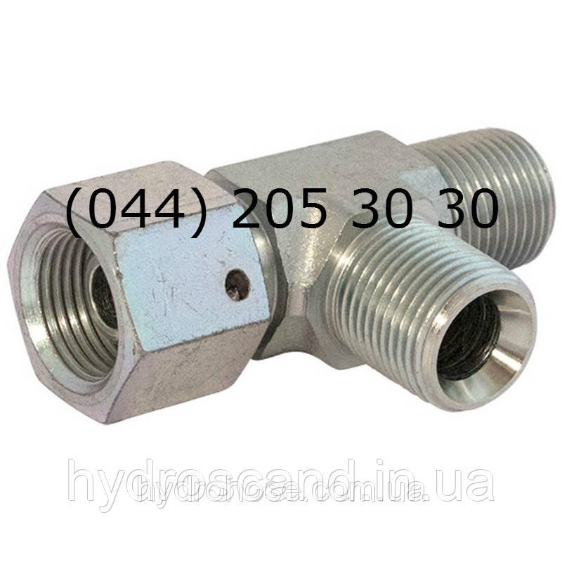 Адаптер T-образный, BSP x BSP x BSP, 7404