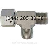 Адаптер T-образный, BSP x BSP x BSP, 7404, фото 2