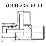 Адаптер T-образный, BSP x BSP x BSP, 7404, фото 3
