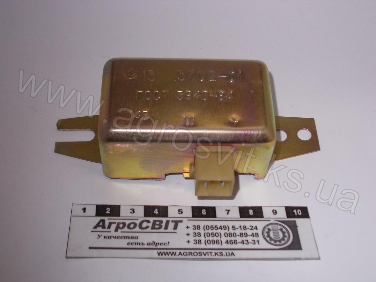 Регулятор напряжения ГАЗ-53, арт. 13.3702-01 (шт.)