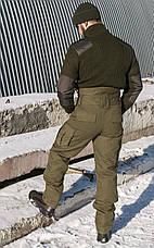 "Зимние брюки ""Тренд М-65"" 100%х/б (палаточная ткань)+синтепон, фото 2"