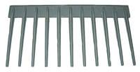 Решетка стрясной доски пальцевая 34-2-12-1-2  НИВА