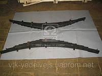 Рессора передняя ЗИЛ 11листов старого образца 130-2902011-В