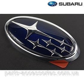 Subaru Outback 2008-09 эмблема значок в решетку радиатора Новый Оригинальный